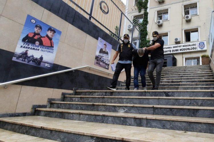 İstanbul'da kadın terapiste silah zoruyla cinsel saldırıda bulunan şüpheli tutuklandı