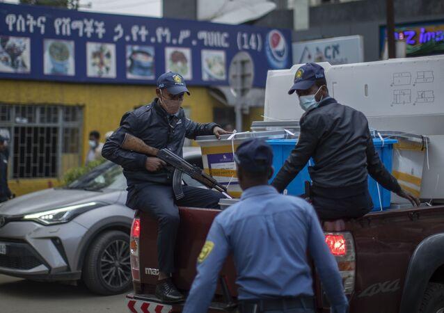 Etiyopya'da pazar yerine saldırı: En az 43 ölü