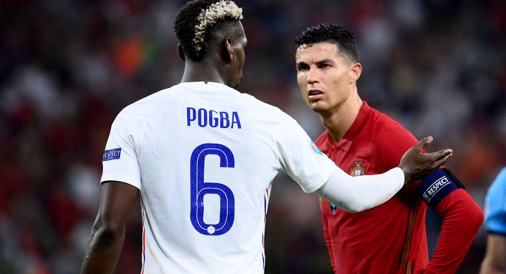 Euro 2020 F Grubu'nda Fransa, Almanya ve Portekiz son 16'ya yükseldi