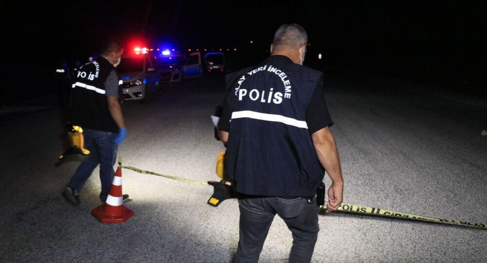 Taksi şoförü, tartıştığı kişi tarafından tabancayla vurularak öldürüldü