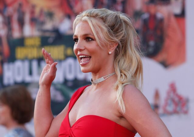 Britney Spears, 'Once Upon a Time In Hollywood' filminin prömiyerinde