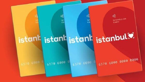İstanbulkart - Sputnik Türkiye