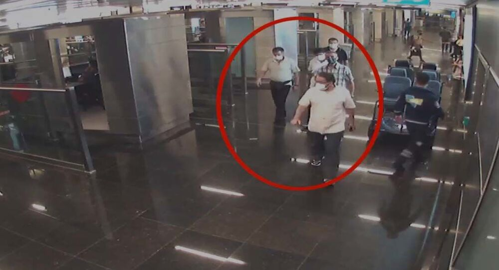 İstanbul Havalimanı'nda midelerinde 3 kilogram eroin bulunan turistler yakalandı
