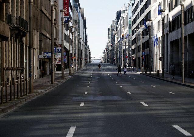 Brüksel- Trafik