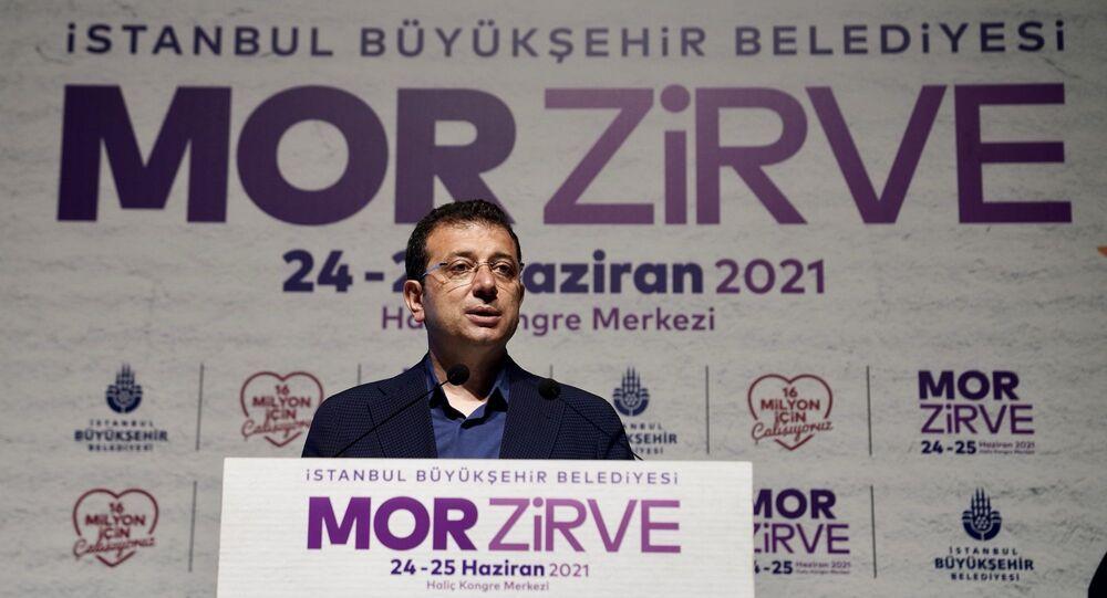 İstanbul Büyükşehir Belediye (İBB) BaşkanıEkrem İmamoğlu