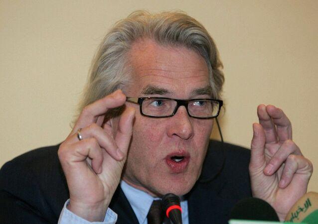 Birleşmiş Milletler (BM) Orta Doğu Barış Süreci Özel Temsilcisi Tor Wennesland