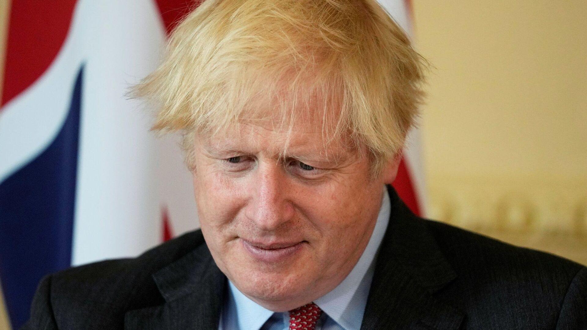 Boris Johnson - Sputnik Türkiye, 1920, 05.07.2021