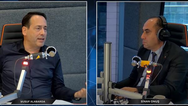 Yusuf Alabarda ve Sinan Onuş - Sputnik Türkiye
