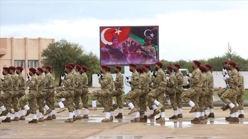 Türkiye Libya