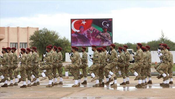 Türkiye Libya - Sputnik Türkiye