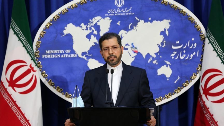 İran Dışişleri Bakanlığı Sözcüsü Said Hatipzade