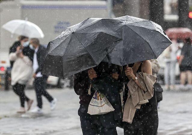 Yağmur- Sağanak yağış