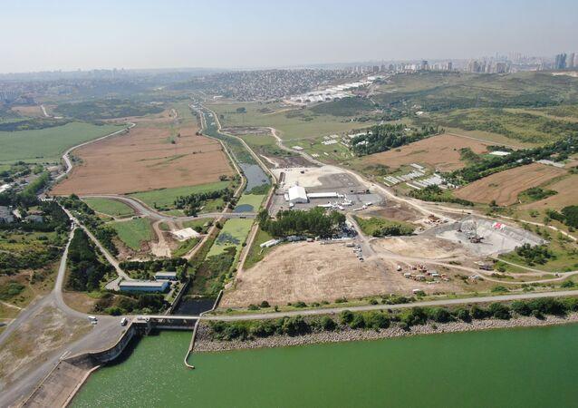 Kanal İstanbul alanı