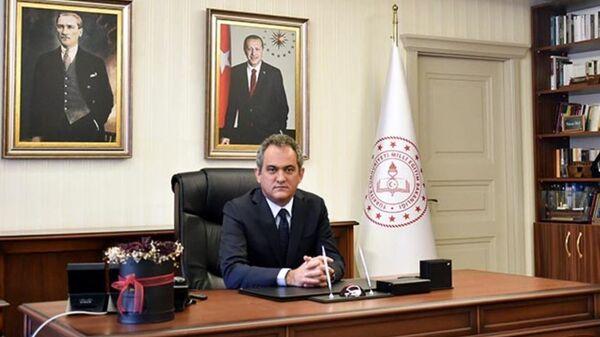 Milli Eğitim Bakan Yardımcısı Mahmut Özer - Sputnik Türkiye
