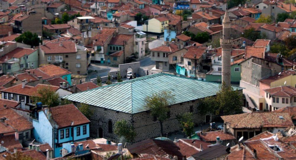Afyonkarahisar'ın en büyük ibadet mekanı tarihiUlu Camii