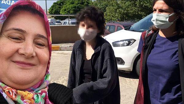 Tekirdağ'da üvey annesini öldüren 13 yaşındaki E.N.O. - Sputnik Türkiye