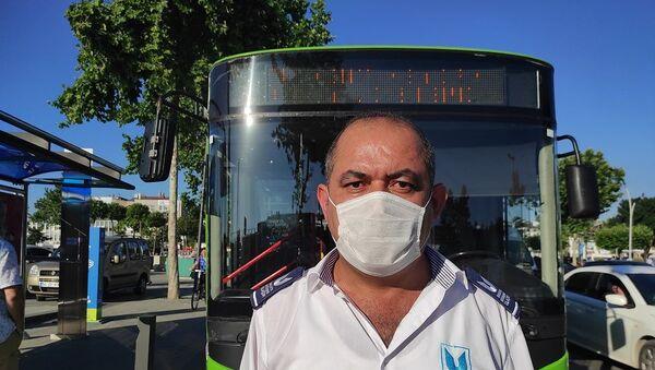 Otobüs şoförü - Sputnik Türkiye