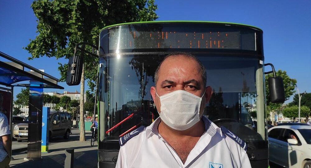 Otobüs şoförü