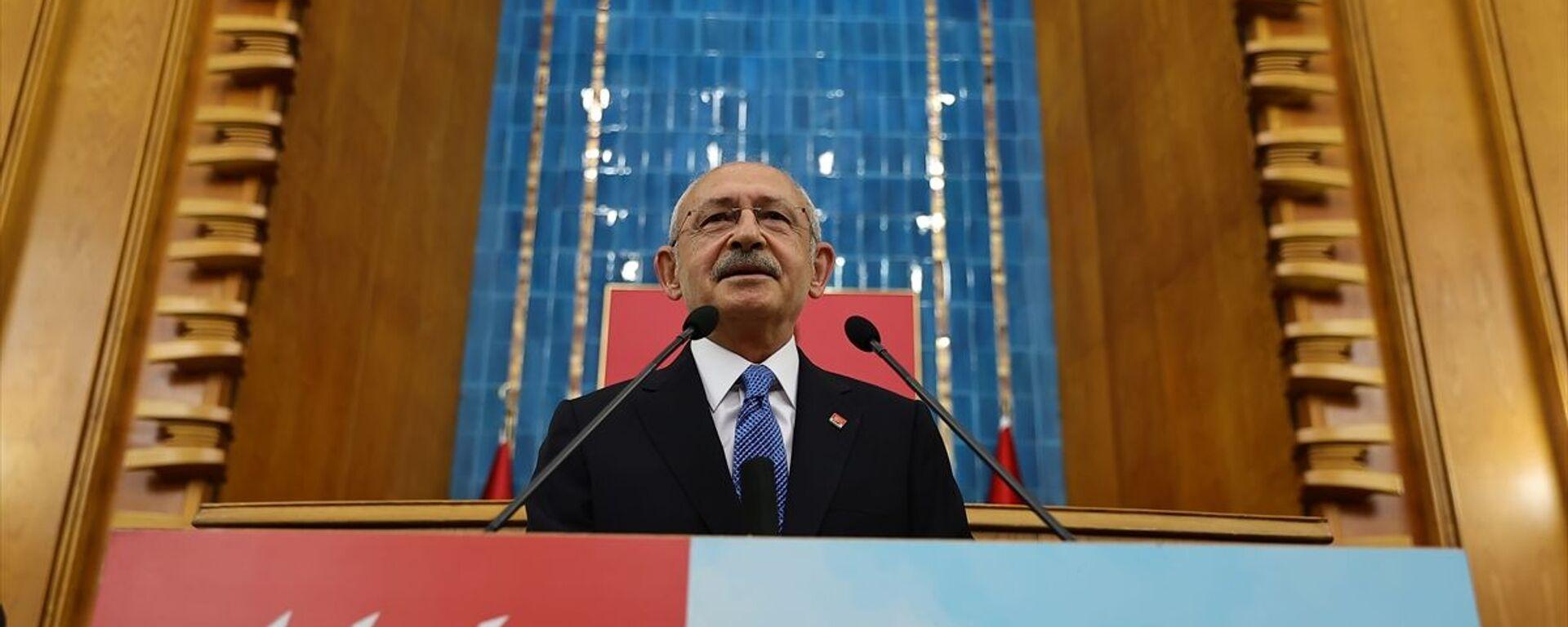 Kemal Kılıçdaroğlu - Sputnik Türkiye, 1920, 29.06.2021