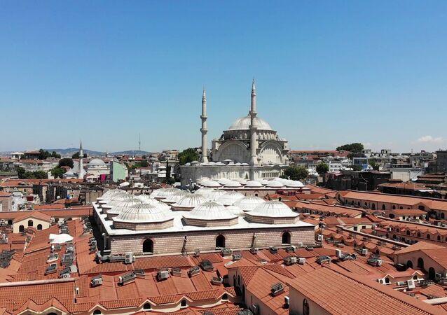 Kapalıçarşı çatı