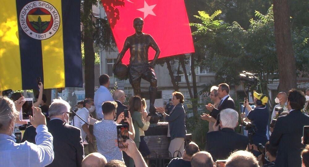 Can Bartu heykeli, Kadıköy Yoğurtçu Parkı
