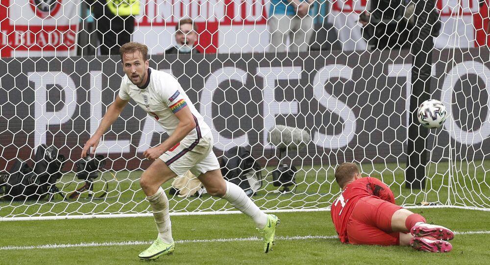 İngiltere, Almanya'yı 2-0'la geçerek çeyrek final biletini aldı