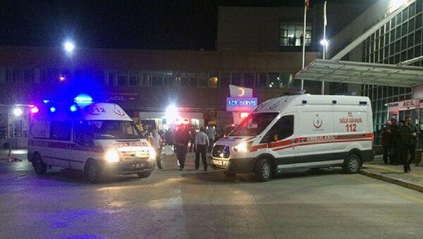 Ambulans - Sputnik Türkiye