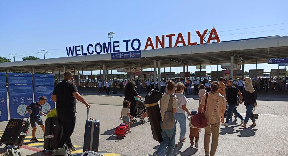 Antalya / turist