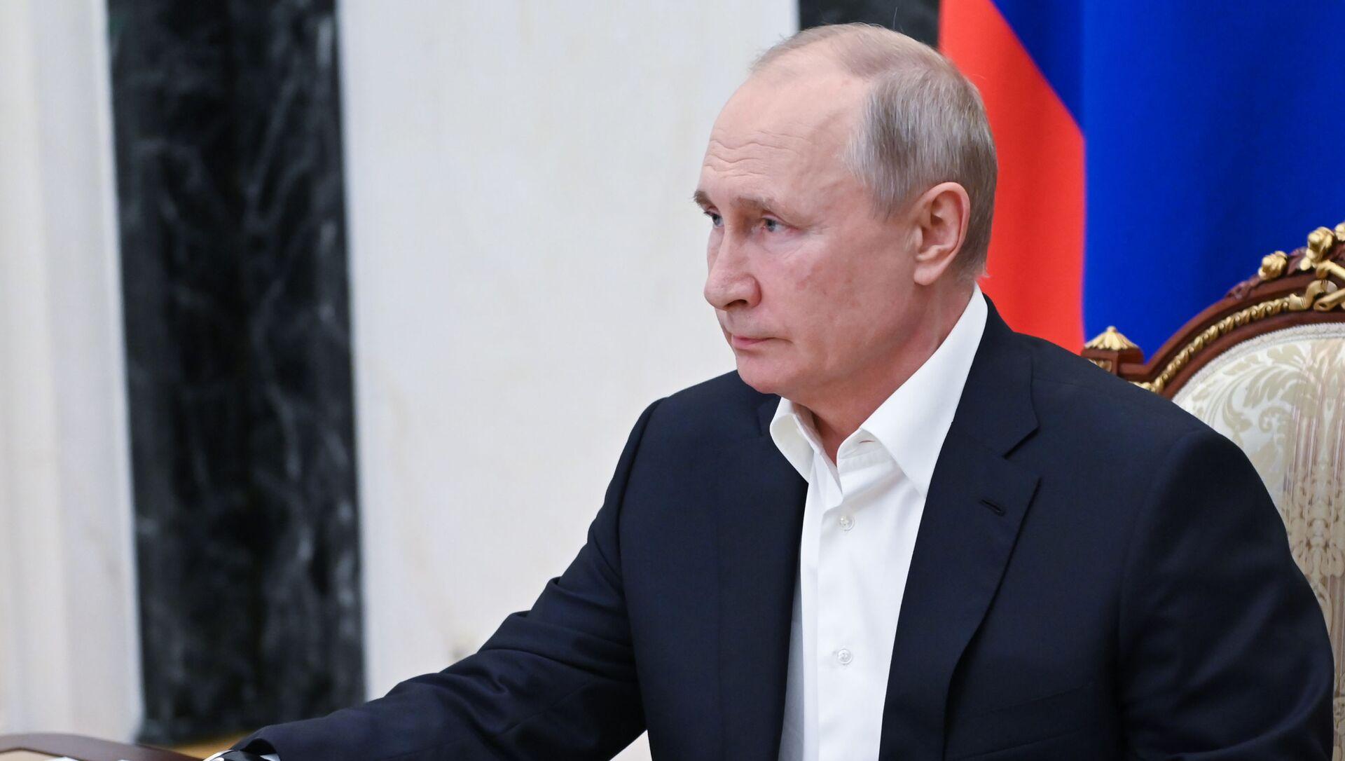 Vladimir Putin - Sputnik Türkiye, 1920, 05.07.2021