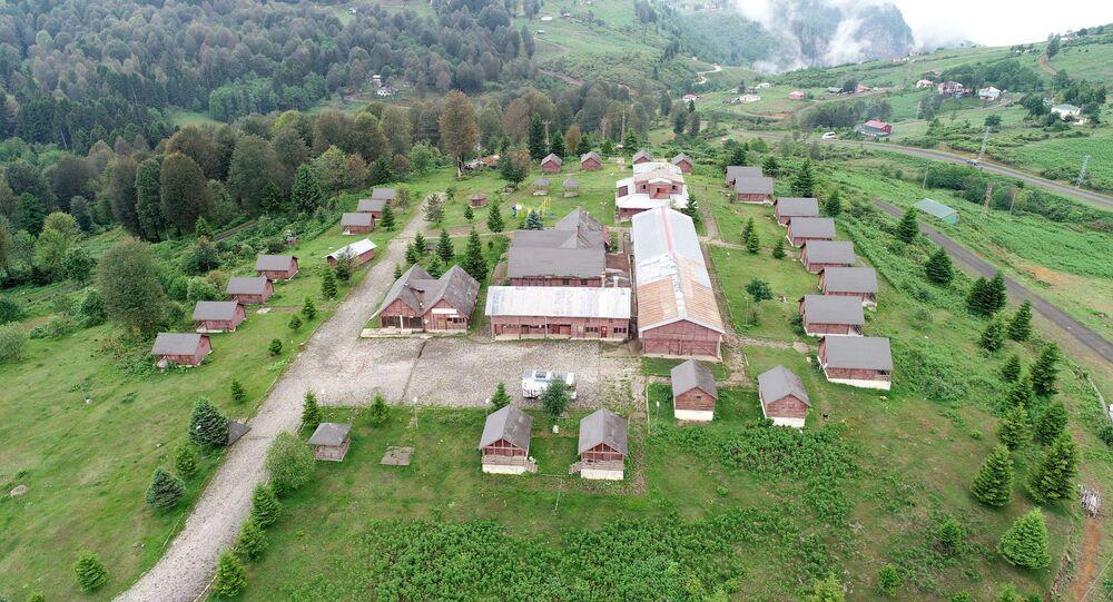 Trabzon Akçaabat Hıdırnebi Yaylası - Yaylakent projesi