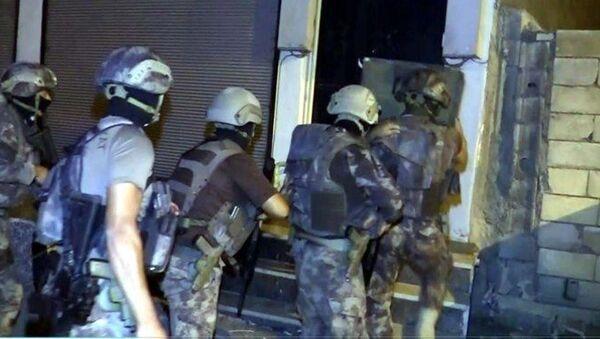Cumhuriyet tarihinin bir seferde en büyük narkotik operasyonu: 253 gözaltı - Sputnik Türkiye
