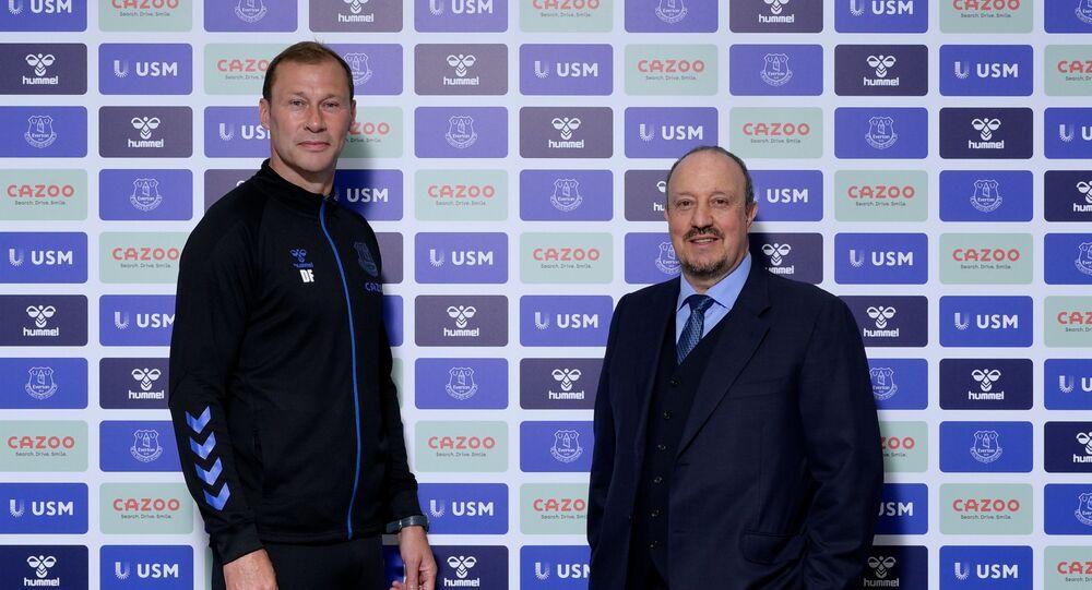 Everton'da Rafael Benitez dönemi