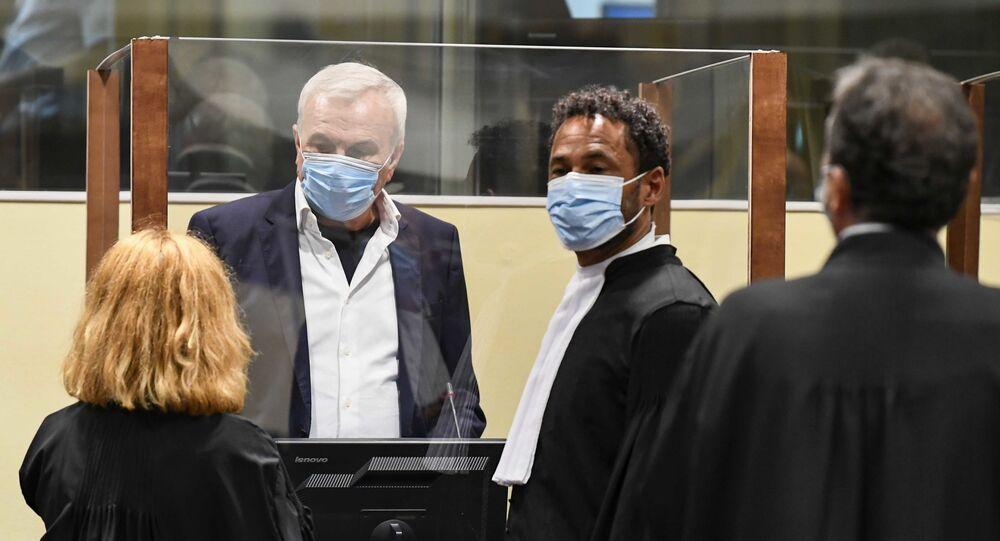 Uluslararası Ceza Mahkemesi, 2 Sırp yetkiliyi 12 yıl hapse mahkum etti