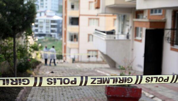 Samsun'da 5. kattan düşen üniversite öğrencisi öldü - Sputnik Türkiye