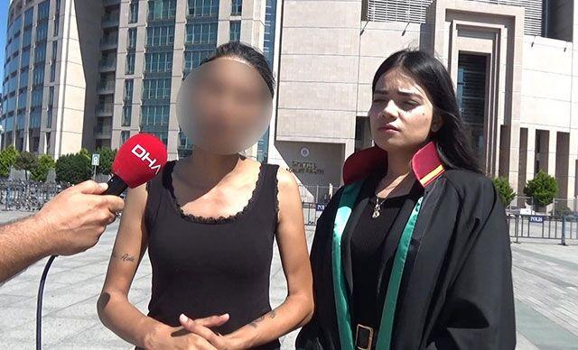 Sultangazi'de kızının cinsel istismara uğradığını öne süren anne: Adalet istiyorum