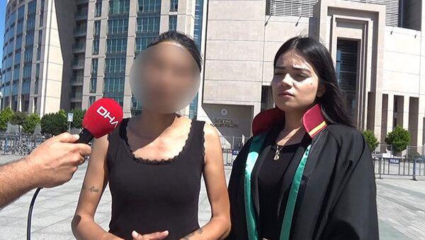 Sultangazi'de kızının cinsel istismara uğradığını öne süren anne: Adalet istiyorum - Sputnik Türkiye