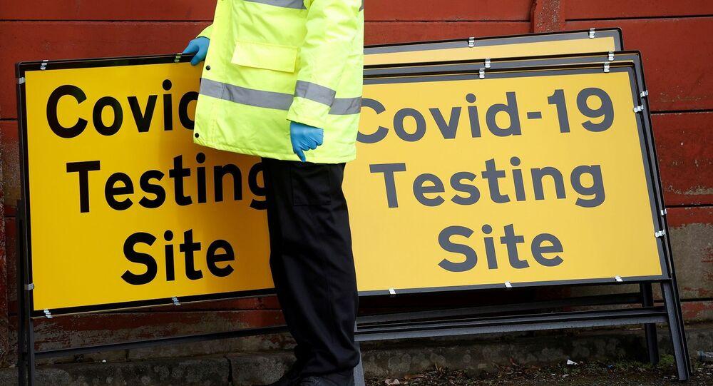 İngiltere'de koronavirüs salgını