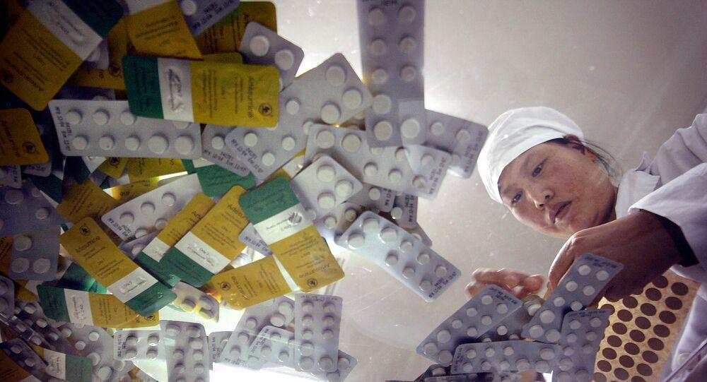 Çin- Sıtma