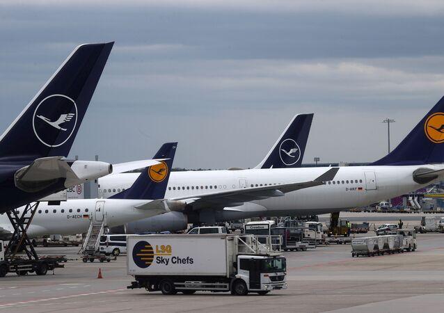 Almanya- Uçak- Havayolu