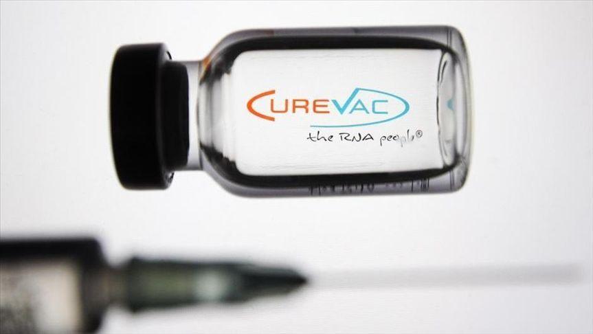 CureVac isimli Alman biyoteknoloji şirketinin koronavirüse karşı geliştirdiği aşı adayıCVnCoV