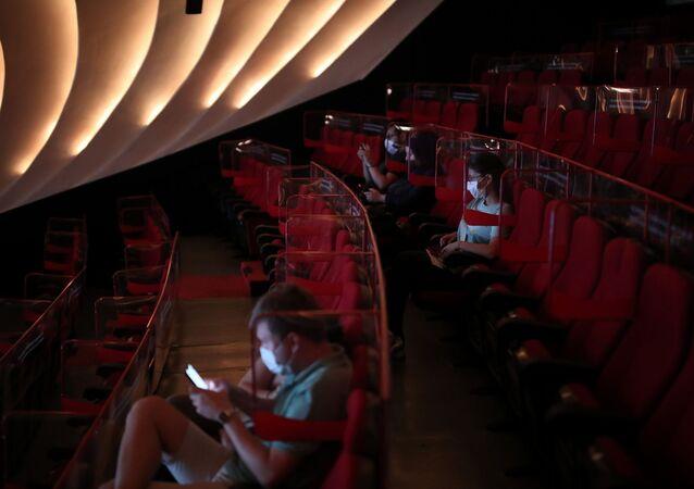 İstanbul, sinema salonu, koronavirüs tedbir