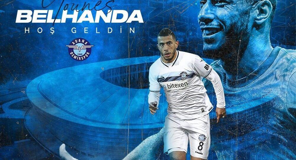 Younes Belhanda - Adana Demirspor