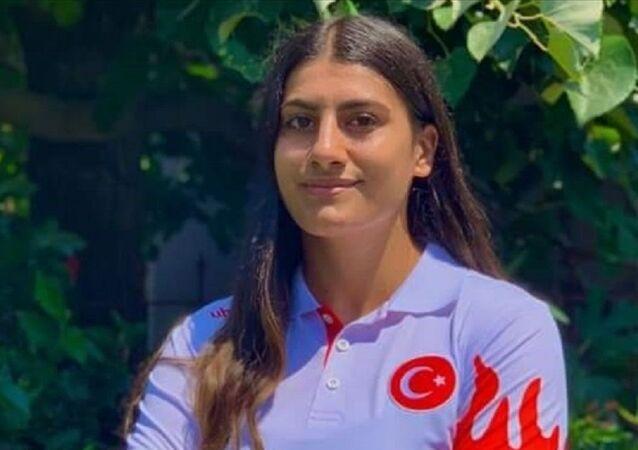 Türk sporcu Melisa Sarıtaç