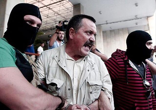 Altın Şafak liderlerinden Christos Pappas