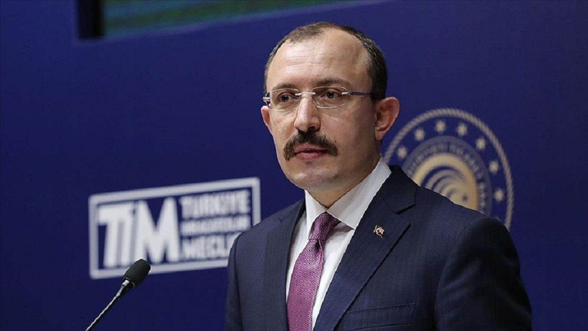 Mehmet Muş - Sputnik Türkiye, 1920, 15.08.2021