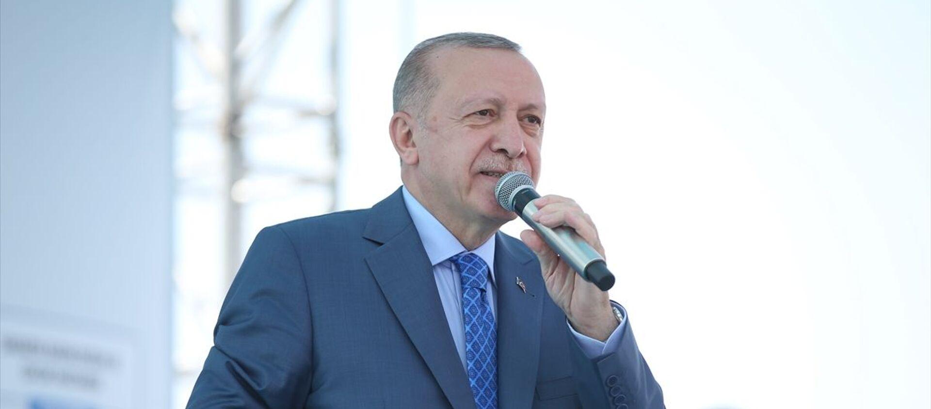 Recep Tayyip Erdoğan - Sputnik Türkiye, 1920
