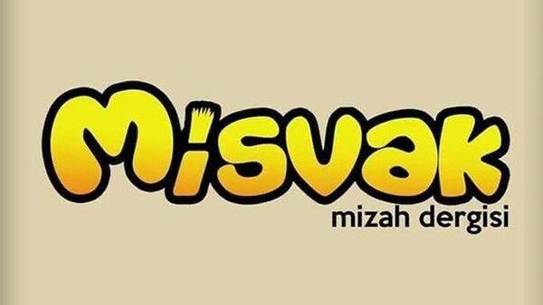 Mizah dergisi Misvak - Sputnik Türkiye