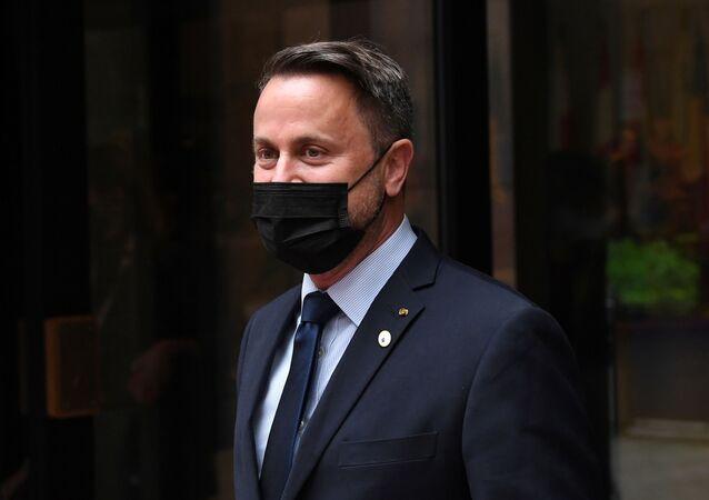 Lüksemburg BaşbakanıXavier Bettel