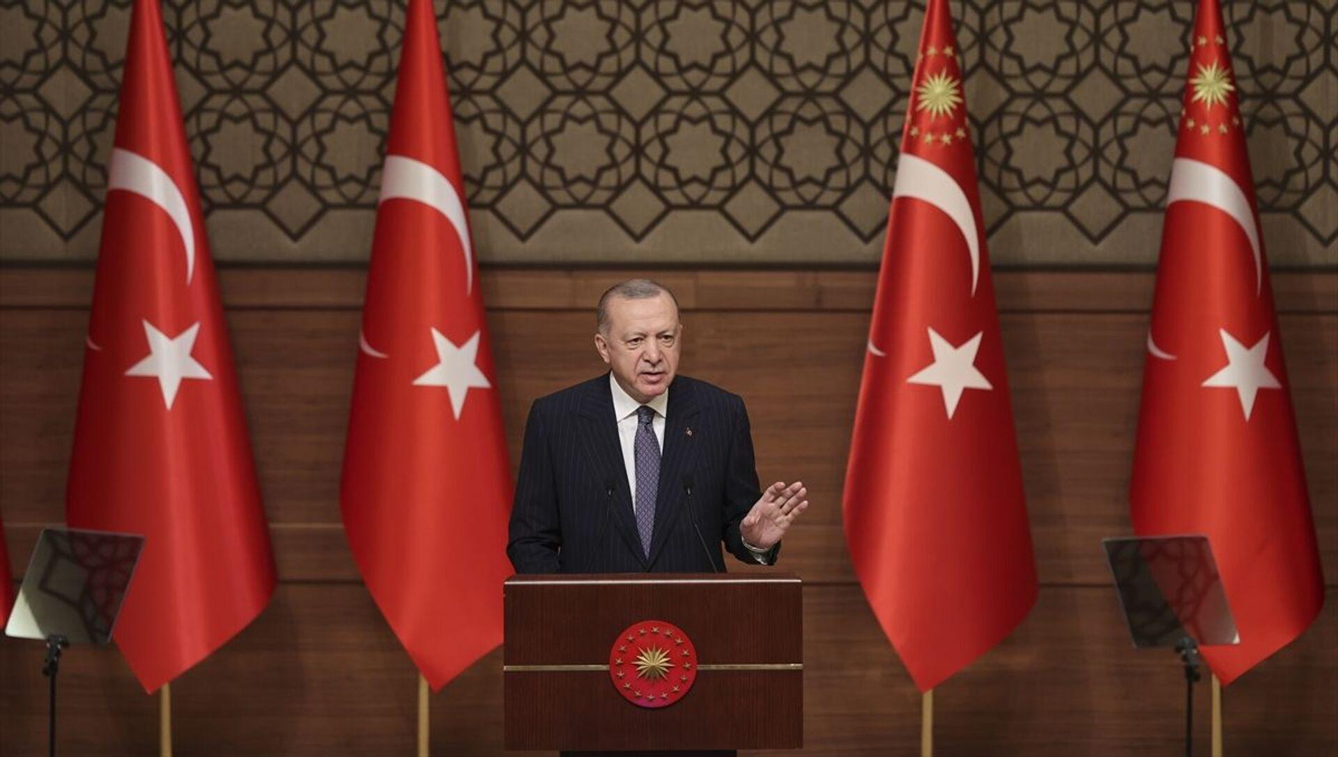 Recep Tayyip Erdoğan - Sputnik Türkiye, 1920, 09.07.2021