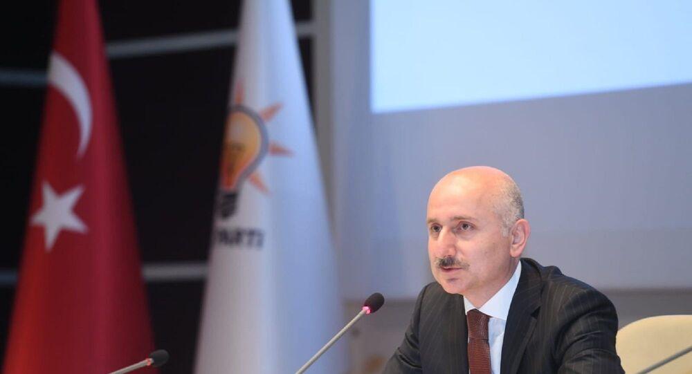 Ulaştırma ve Altyapı BakanıAdil Karaismailoğlu